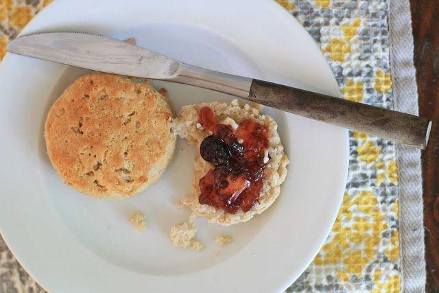 Gluten-Free Buttermilk Biscuits | Girl Cooks World