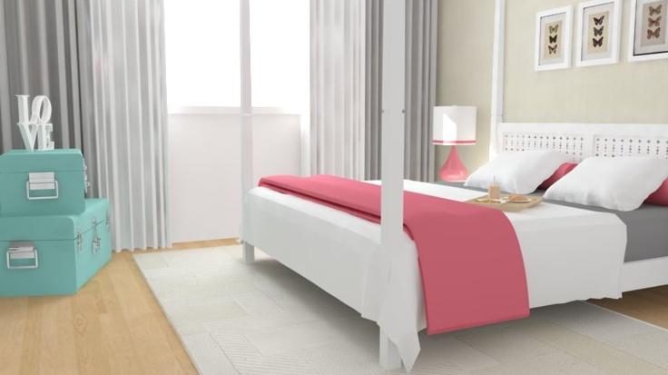coral bedroom home decor ideas pinterest