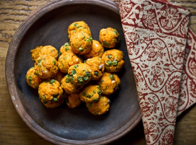 The Colors Of Indian Cooking: Yam Koftas, Gluten Free Holiday Party ...