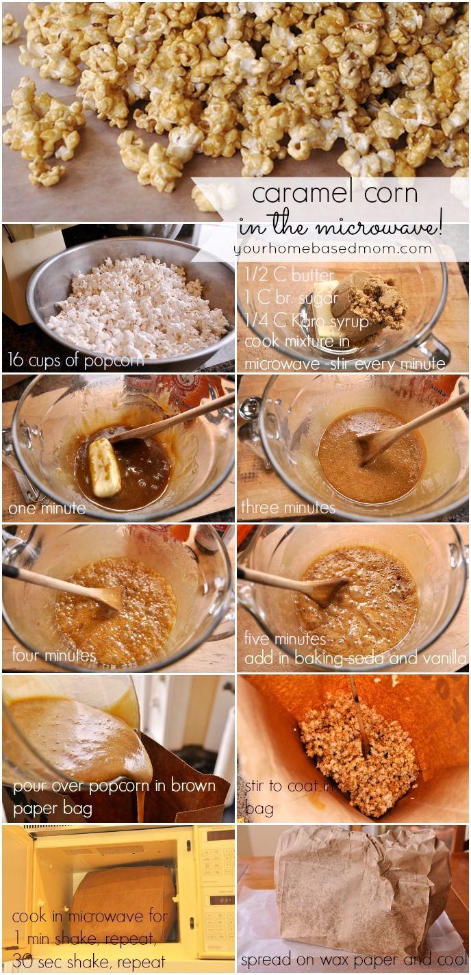 Friday Favorite – Caramel Corn | Recipe