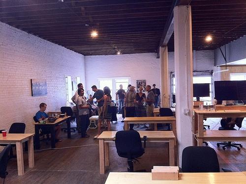 uncubed cowork | Lofty Living | Pinterest