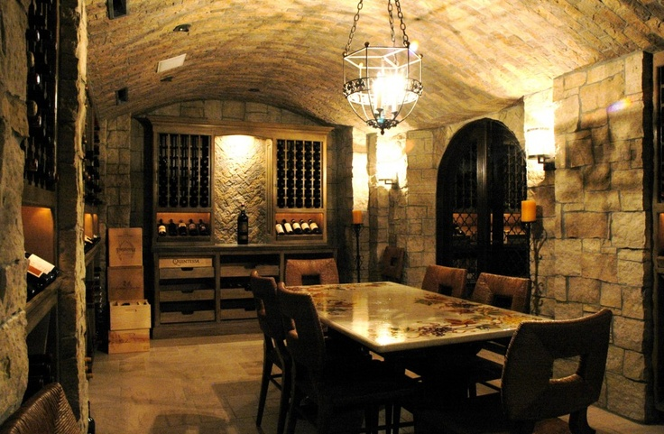 Love Combo Cellar Tasting Room Wine Cellars Pinterest