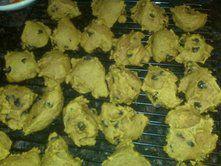 Dark Chocolate Pumpkin Cookies | Desserts/treats | Pinterest