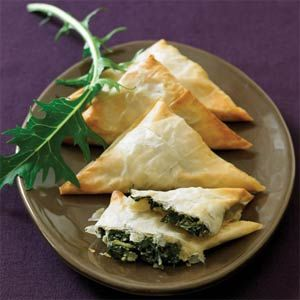 Winter-greens Turnovers | MyRecipes.com Holiday & Great App for the ...