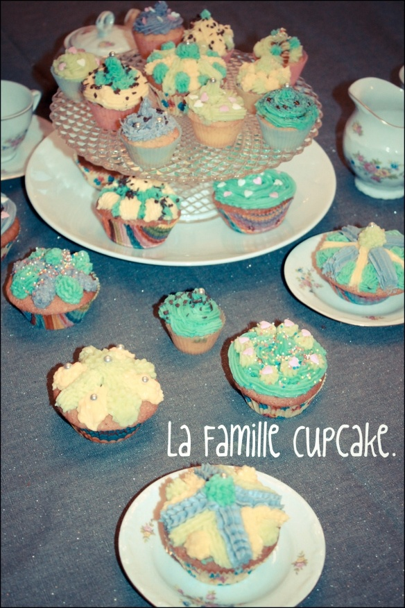 Cupcakes family