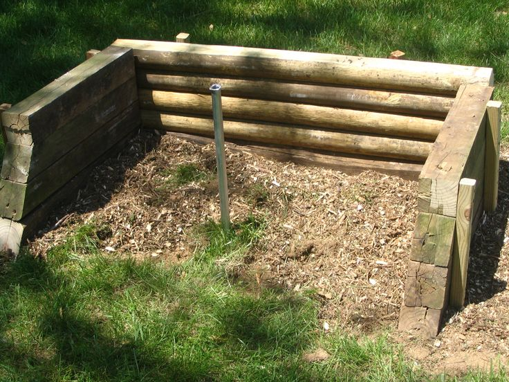 horseshoe pit for the side yard for the home pinterest