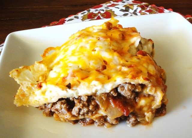 The Girl Cooks Clean: Taco Casserole | Eat In the Kitchen | Pinterest