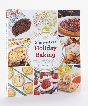 Take a look at this Gluten-Free Holiday Baking Paperback by Book ...