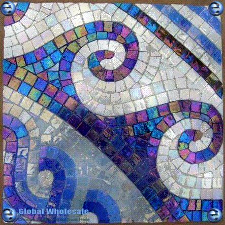 Free Mosaic Patterns Using Stained Glass