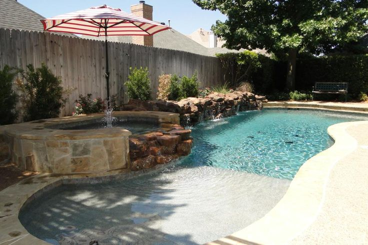 small built in pool designs natural 2 home sweet home