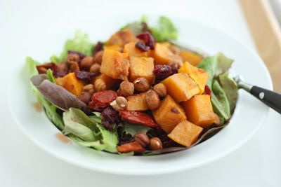 Roasted Maple-Chipotle Butternut Squash. Featuring produce from # ...