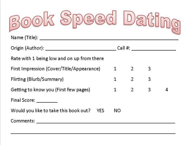 Speed dating 57