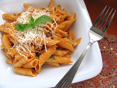 Penne in Gorgonzola Sauce | I love Food. | Pinterest