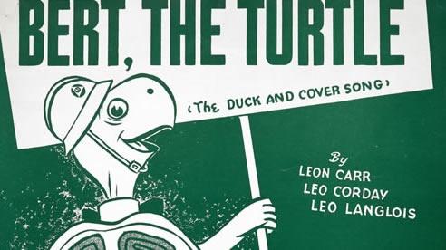 Bert, the Turtle | Cold War History | Pinterest