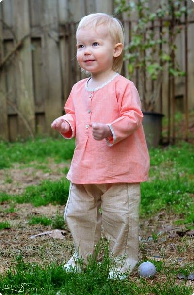 Oliver + S: Lullaby Layette Set {Spring Pattern Preview} ‹ Frances ...