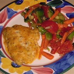 Broiled Grouper Parmesan Allrecipes.com