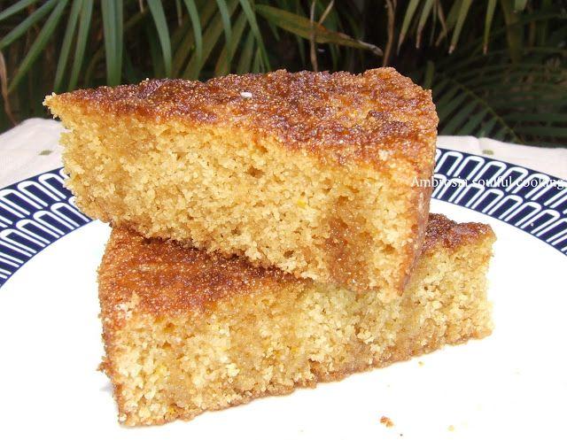 Honey-Drizzled Semolina Cake Recipes — Dishmaps