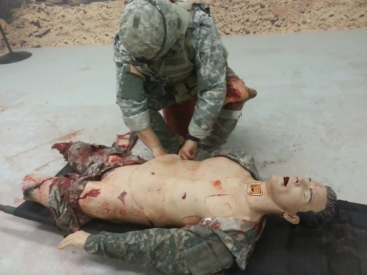 Combat survival training air force