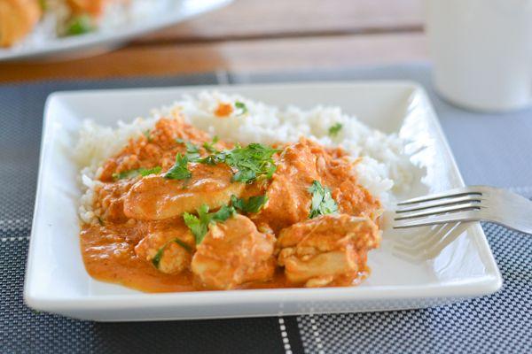 Slow Cooker Butter Chicken   Recipes   Pinterest