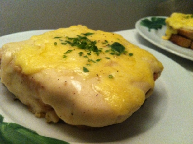 Croque Monsieur | Food and Recipes | Pinterest