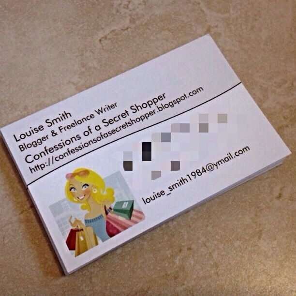 Premium Business Cards from Vistaprint