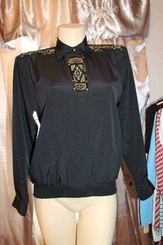 Yves St Clair Studio Blouse 50