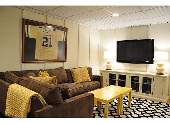 Basement Rec Room Ideas Images Design Inspiration
