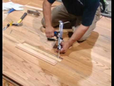Remove and replace hardwood floor board for the home for Replacing hardwood floors