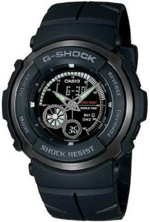 Casio Mens G-Shock Watch G301B-1A