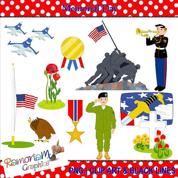 clip art for d-day