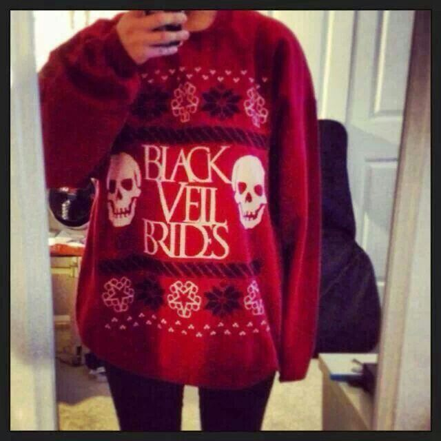 Naughty and Nice Ugly Christmas Sweaters for partners