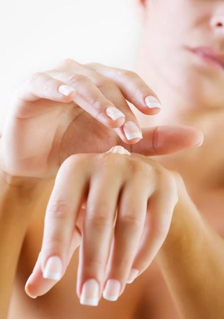 How to get rid of spots on your hands