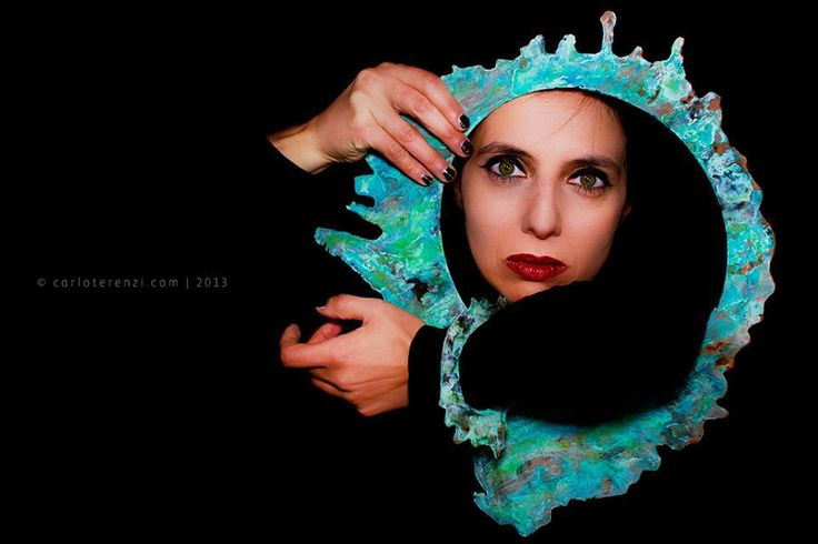 "Simona Materi ""wearable landscape"""