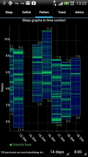 android sleep tracking apps