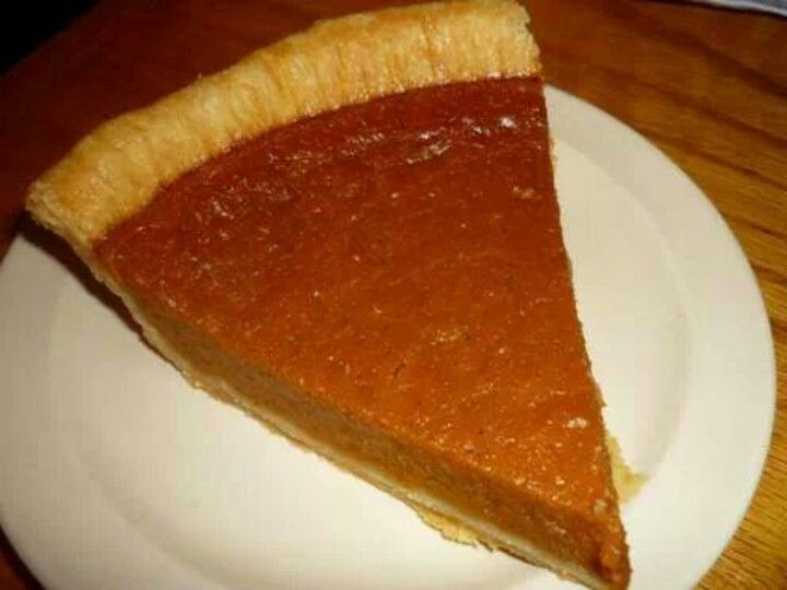 Sweet Potato Pie | yum-o | Pinterest
