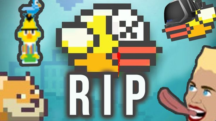 Flappy Bird Killer PewDiePie
