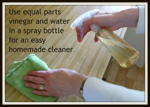 Making Scented Vinegar for Homemade Cleaners