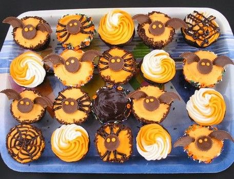 halloween cupcake recipes ideas