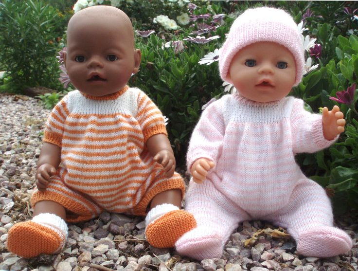 Baby Clothes Knitting Patterns : Baby born clothes knitting patterns pinterest