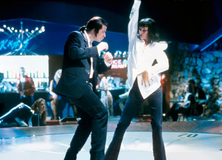 Photos: The Making of Pulp Fiction in Stills, Snapshots, and Script