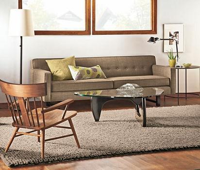 Andre sofa room board furniture decor pinterest for Room board furniture