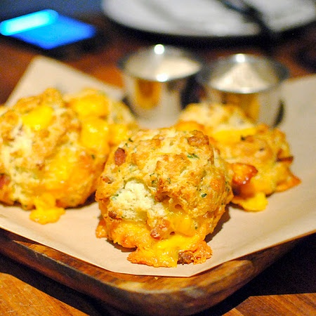 Cheddar Bacon Buttermilk Biscuits | Food | Pinterest