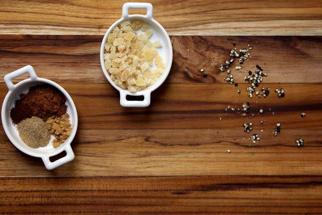 chai spice cinnamon rolls | Sugar and Spice | Pinterest