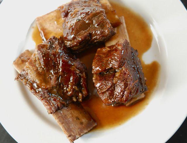marys bites: Root Beer Braised Beef Short Ribs