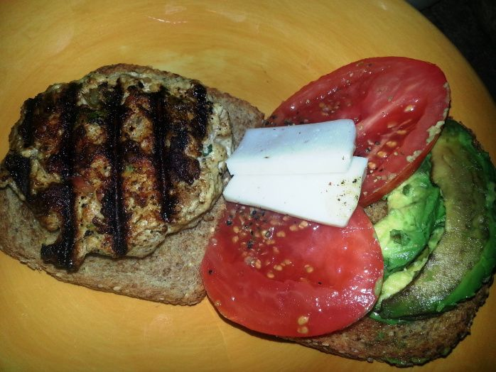 Chicken and apple burgers | Paleo recipes | Pinterest