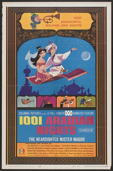 1001 arabian night movie: