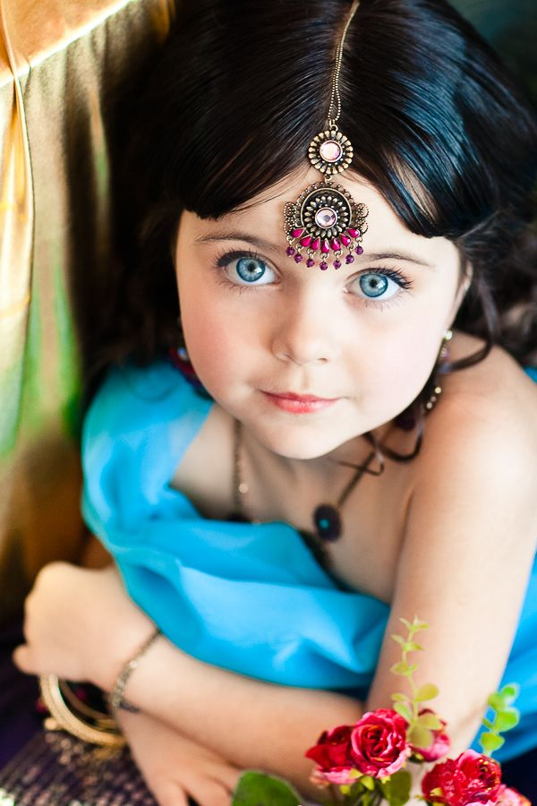Budding Budding Little Girl Models Young