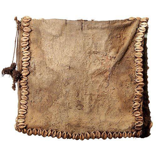 Yoruba diviner's bag; Nigeria