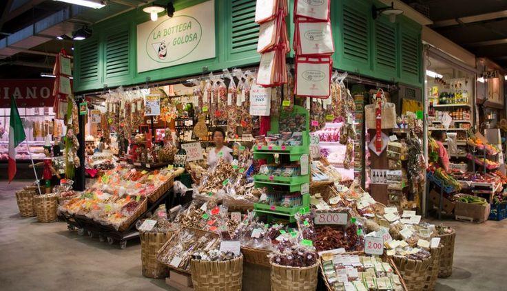 10. La esencia de la comida toscana vive en el Mercato Centrale, ubicado en el corazón de Florencia.