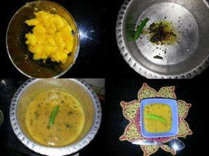 Mango Raita (Aambyacha Raita) | Mangifera Indica | Pinterest